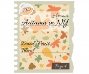 Autumn in NY Aroma 10ml