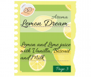 Lemon Dream Aroma 10ml